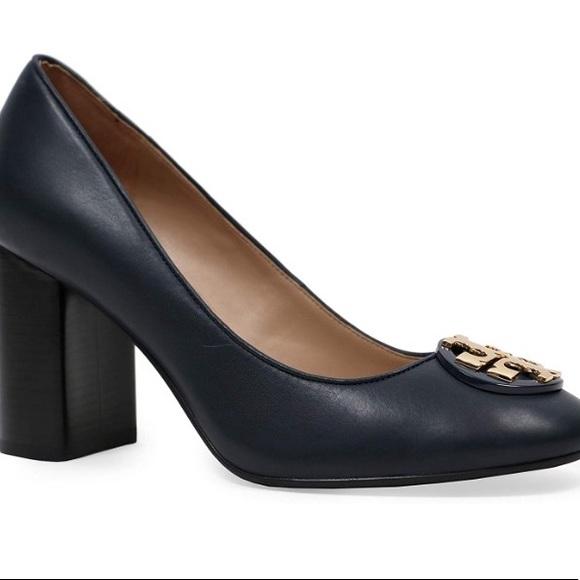 06b58ba6bf Tory Burch Shoes | Nwt Janey Pump Black | Poshmark